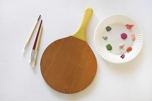 Painted Racket supplies