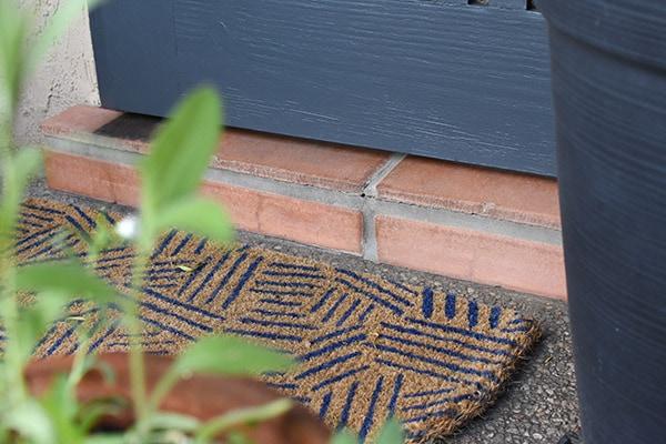 Painting Outdoor Doormat