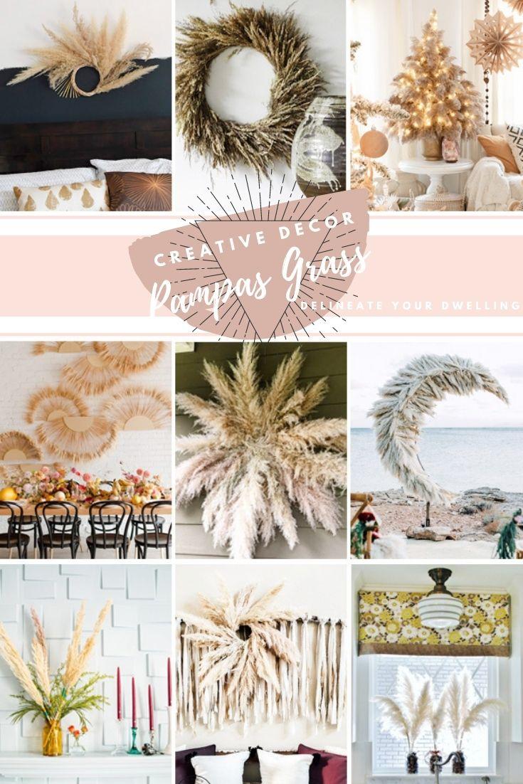 Creative Pampas Grass Decor Ideas