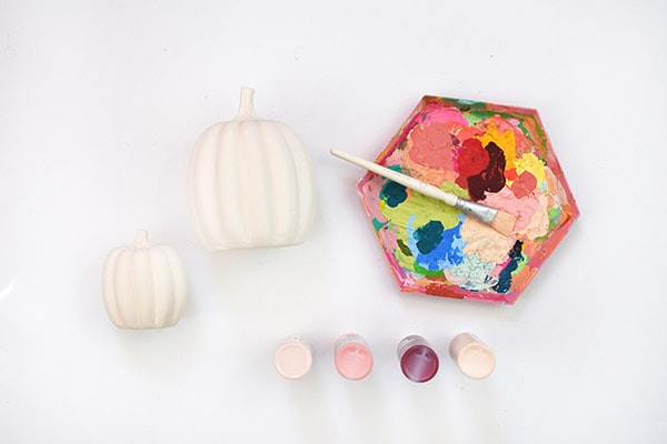 Pastel Pumpkin supplies