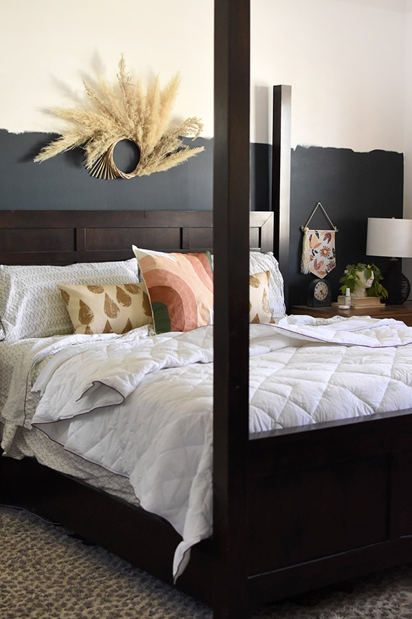 Updated Master Bedroom Under $100