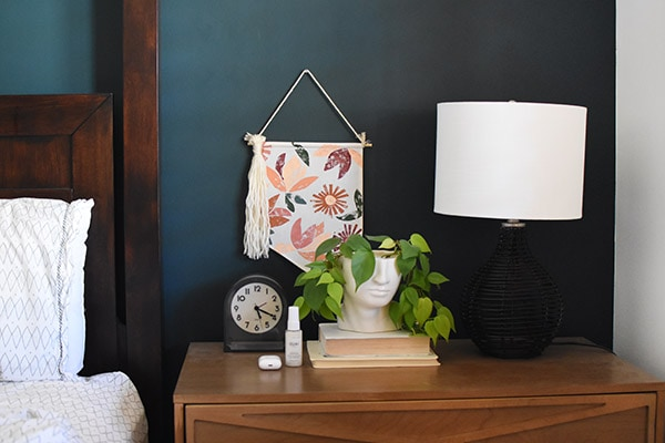 Master Bedroom Nightstand