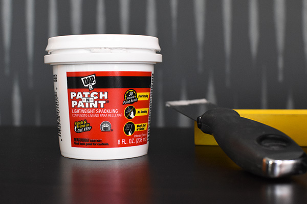 Patch and Paint Spackle