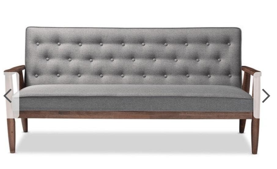 Overstock Sofa