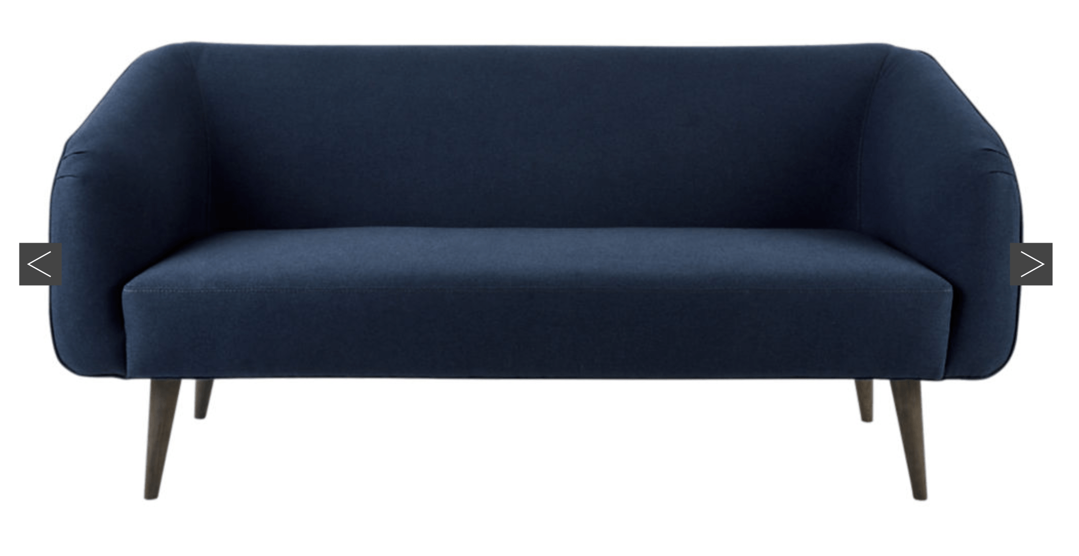 cb2 sofa