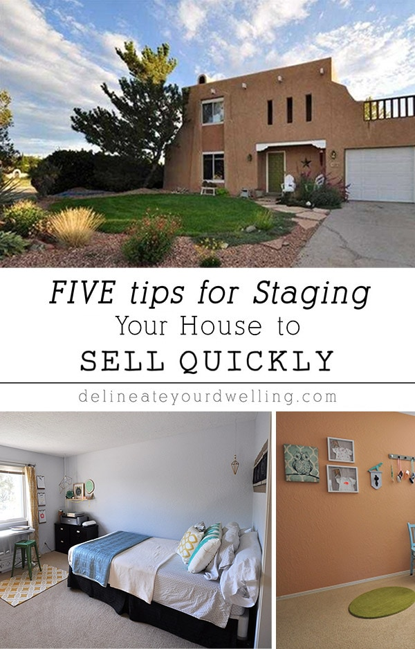 Staging Your House to Sell Quickly Delineate Your Dwelling #sellquick #staginghouse