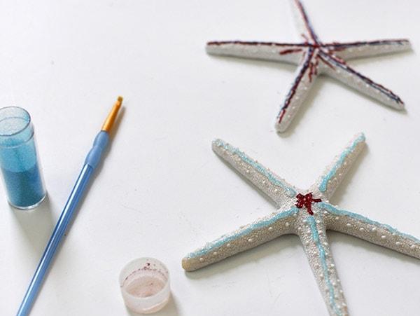Painted Starfish