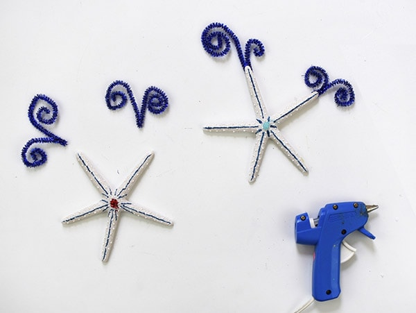 Curling Pipe cleaners