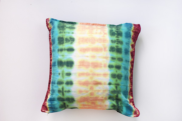 Muted Tie Dye Pillow