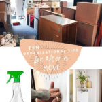 Tips for Unpacking After a Move