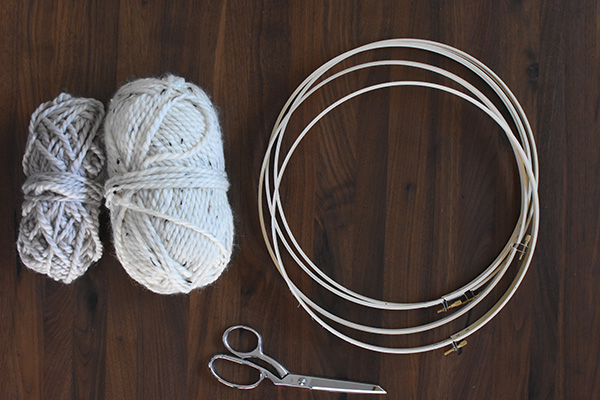 Yarn craft supplies