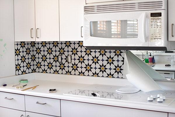 Kitchen Wallpaper step-6
