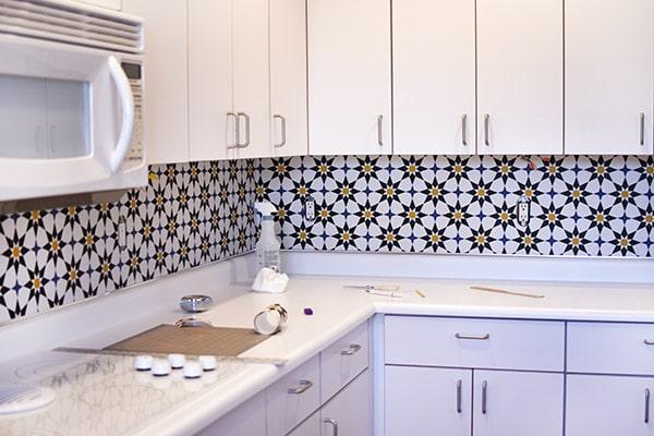 Kitchen Wallpaper step-8
