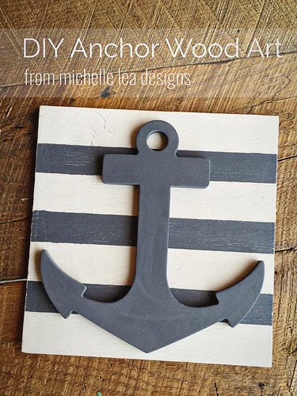 Wood Anchor