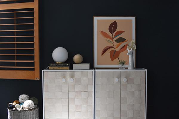 DIY Veneer Wooden Cabinets