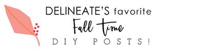 favorite Fall posts